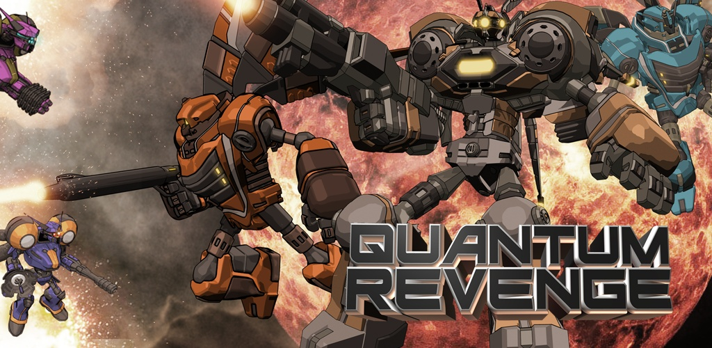 Quantum Revenge for iOS - New Game coming out in March 2017 Image